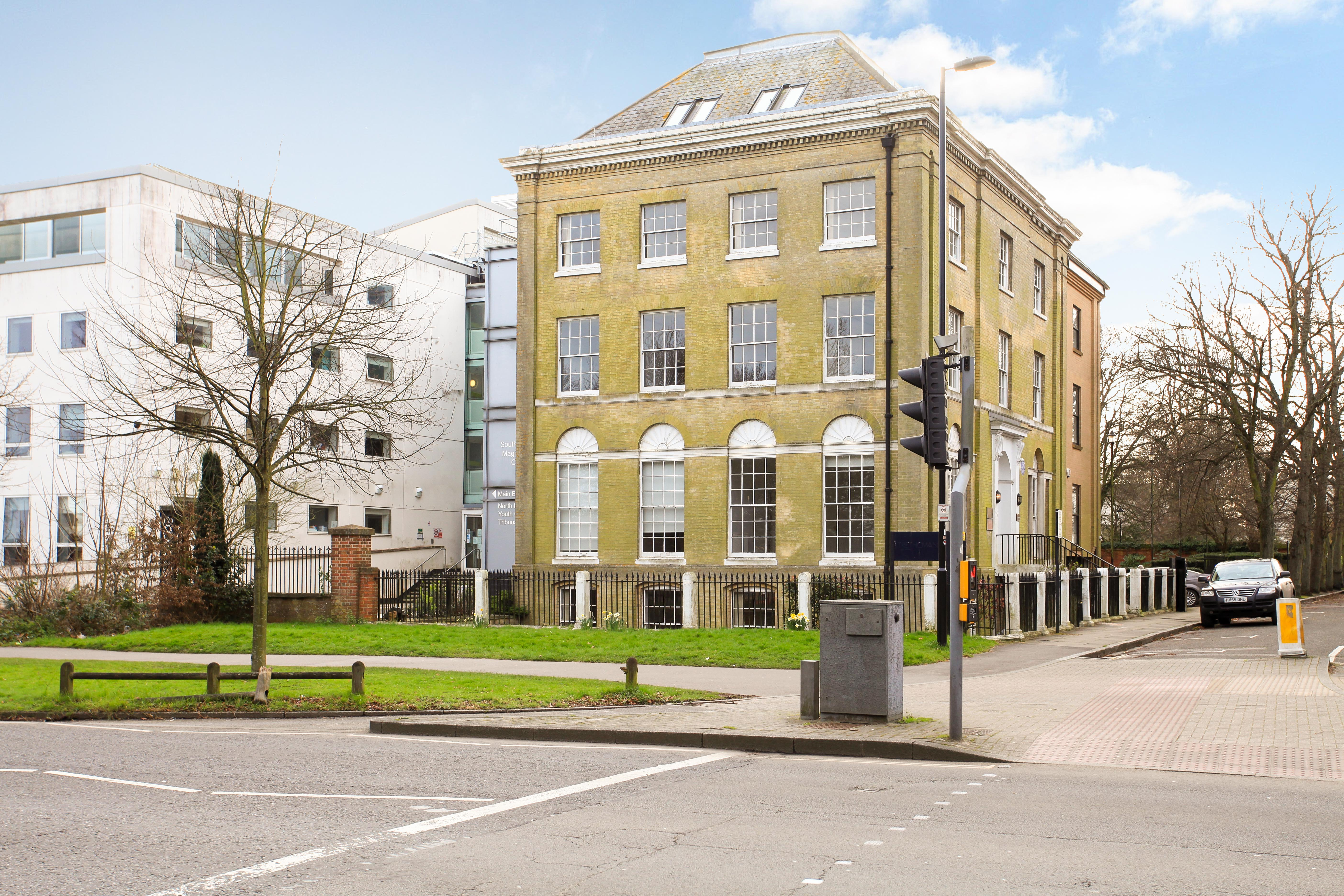 Director General's House, Southampton Business Centre - Office space at The Workstation